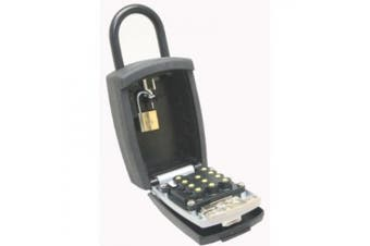 (Shackle) - KeyGuard SL-500 Punch Button Lockbox