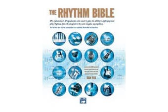 Alfred 00-20381 The Rhythm Bible - Music Book