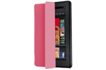 iLuv iAK507PNK Epicarp Slim Folio Cover for Kindle Fire - Pink