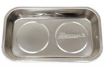 (9-Inch Rectangular Magnetic Tray) - Homak 23cm Rectangular Magnetic Tray, Stainless Steel, HA01009000