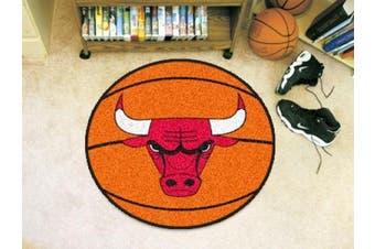 FANMATS 10218 Chicago Bulls Basketball Mat