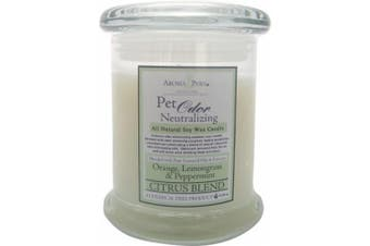 Aroma Paws 202 - Odour Candle - Citrus - 350ml