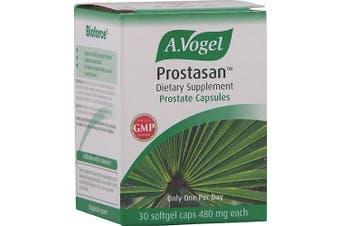 (8) - A VOGEL PROSTASAN CAPS, 30 CAP