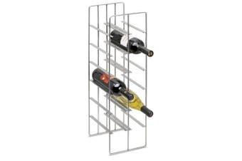 (rectangle) - Blomus 68486 Pilare Wine Bottle Storage for 12 Bottles