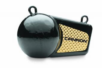 (8) - Cannon 2295182 Down Rigger - 3.6kg Flash Weight Trolling