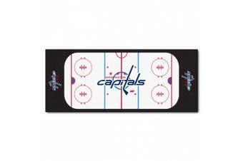 FANMATS 10565 Washington Capitals Rink Runner