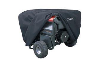 (Large) - Classic Accessories 79537 Generator Cover - Black - Large