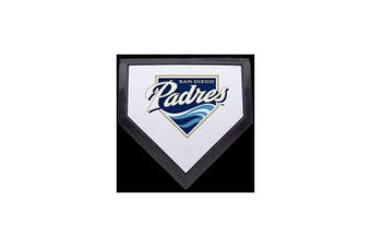 (San Diego Padres) - Caseys Distributing 1419526094 San Diego Padres Authentic Hollywood Pocket Home Plate