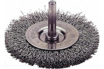 Firepower FPW1423-2102 Crimped Wire Wheel Brush- 7.6cm