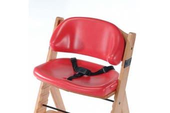 (Red) - Keekaroo 0052631KR-0001 Comfort Cushion Set- Cherry