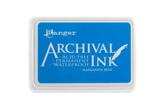 (Manganese Blue) - Ranger Archival Ink Pad #0