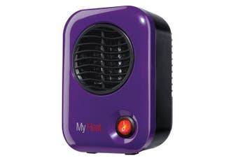 (purple) - Lasko 106 My Heat Personal Ceramic Heater, Purple