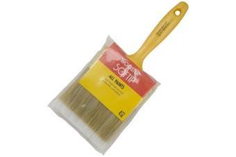 Wooster Brush 10.2cm . Softip Paintbrushes Q3108-4