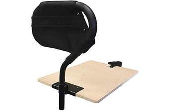 (BedCane) - Stander BedCane - Adult Home Bed Safety Rail & Handle + Height Adjustable Elderly Standing Assist Aid & Pouch