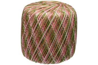 (Pink Cameo) - Coats - Crochet& Floss 476553 Aunt Lydias Crochet Cotton Classic Size 10-Pink Cameo