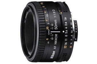 (50mm 1:1,8D) - Nikon 2137 AF Nikkor 50 mm F/1.8 D FX Full Frame Prime Lens for Nikon DSLR Cameras