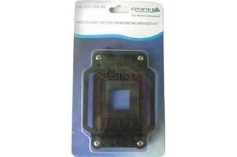 City Net MB-AM23-BB-BK AM2 / AM3 Socket Retention Mounting Bracket Kit