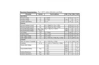 NTE3046 OPTOISOLATOR SCR 400V 6-PIN DIP