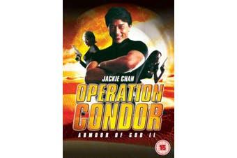 Armour of God II - Operation Condor [Region 2]