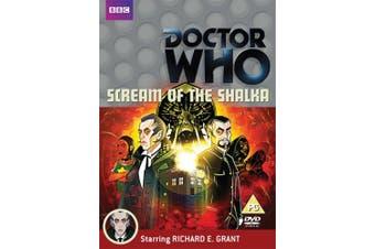 Doctor Who: Scream of the Shalka [Region 2]