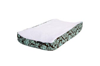 (Vintage In Blue) - Ah Goo Baby Changing Pad Cover