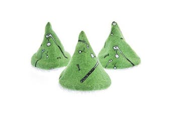 (golf) - The Peepee Teepee for the Sprinkling WeeWee: 5 Golf Teepees & Laundry Bag