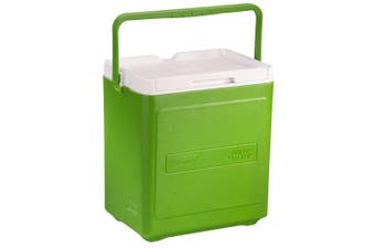 (Green) - Coleman 17l Party Stacker Cooler