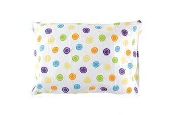 (yellowgeometric) - Luvable Friends Infant Pillow Case