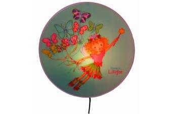 (Princess Lillifee) - Niermann Standby Wall Lamp, Prinzess Lillifee
