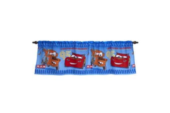 (Cars) - Disney Coordinating Window Valance, Cars