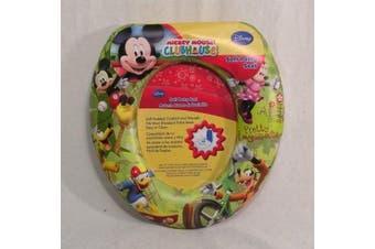 Mickey Mouse Soft Potty Seat Baseball