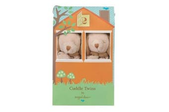 (Brown Puppy) - Angel Dear Blankie Cuddle Twin Set - Puppy