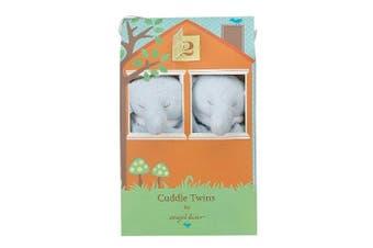 (Blue Elephant) - Angel Dear Cuddle Twin Set
