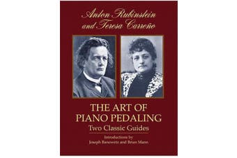 Alfred Publishing 06-42782X The Art of Piano Pedaling: Two Classic Guides - Music Book