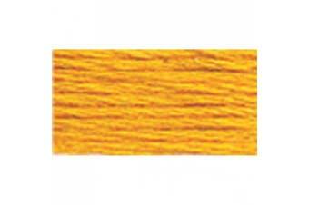 (Deep-canary) - DMC Mouliné Stranded Cotton Art. 117 Col 972