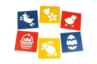 Washable Stencils ~ Easter