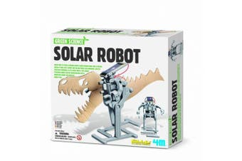 4M Green Science - Solar Robots