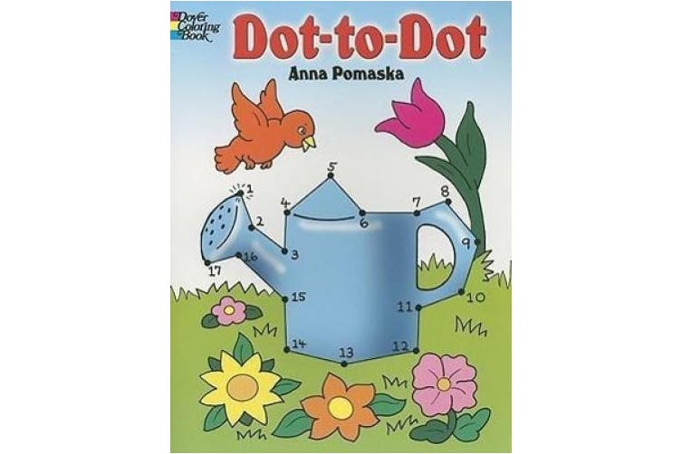 Dot-to-Dot (Dover Children's Activity Books)