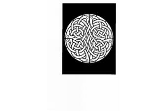 Celtic Knotwork Stained Glass Colouring Book (Dover Design Stained Glass Colouring Book)