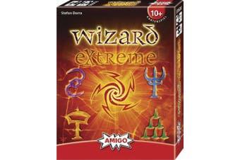 Amigo 00903 - Wizard Extreme, Card Game