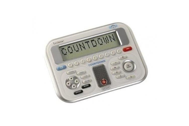 LEXIBOOK - Electronic Countdown