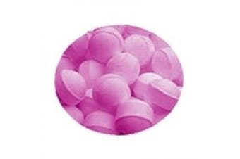 Raspberry Scented Bath Marbles Fizzers Mini Bombs 10g (Each)