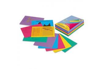 Pacon Array Coloured Bond Paper, 8-1/2 x 11, Assorted Marble Pastels, 500 Shts/Rm