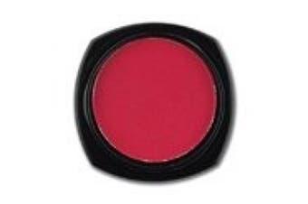 Red eye shadow. Maximum colour pressed powder eye shadow.
