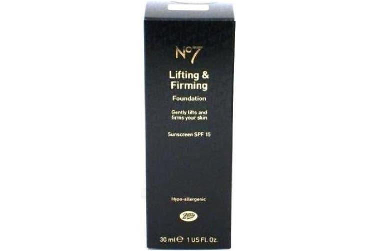 No.7 Lifting & Firming Foundation SPF 15 Walnut 45
