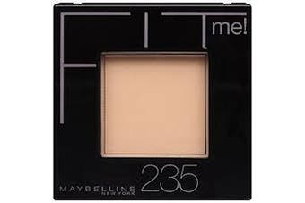 (235 Pure Beige) - Maybelline Fit Me! Pressed Powder 235 Pure Beige