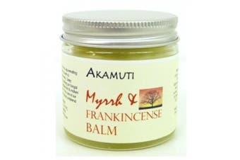 Akamuti Myrrh & Frankincense Balm