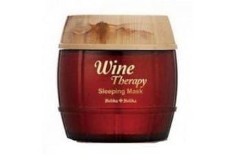 Holika Holika -Red Wine Wrinkle Care - Wine Therapy