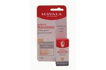 Mavala Cuticle Remover Softens and Helps Remove Overgrown Cuticles 5ml
