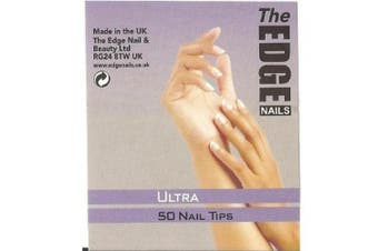 The Edge Ultra Nail Tips Size 10 (50) - 2017010